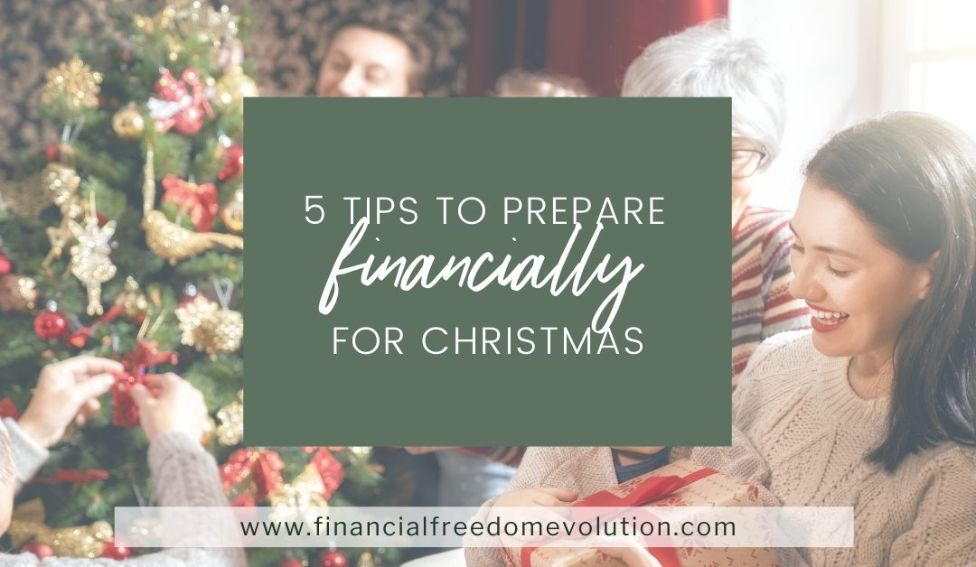 5 Tips to Prepare Financially for Christmas